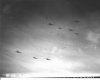 95th BG Formation in Flak