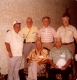 Ralph Farrell, Art Juhlin, Grant Fuller, Tom Barrett, Don Jones, and Storm Rhode