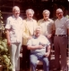 Don Jones, Grant Fuller, Tom Barrett, Art Juhlin, and Storm Rhode