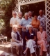 Art Juhlin, Tom Barrett, Storm Rhode, Grant and Mary Fuller, Don Jones, Laverne Juhlin, Storm Rhode, and Alva Jones