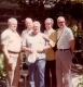 Don Jones, Grant Fuller, Storm Rhode, Tom Barrett, and Art Juhlin