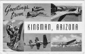 Postcard from Kingman AAF