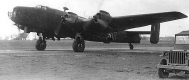 British Halifax Bomber