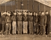 349th Squadron Ground Officers - Wendover