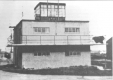 Control Tower photographed in 1944