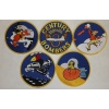 Squadron Patch Set
